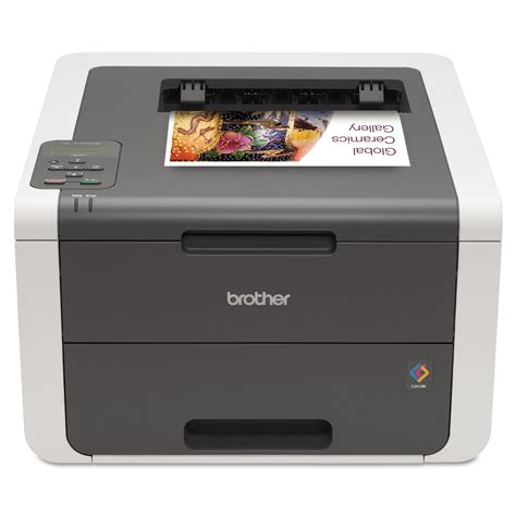 Brother HL 3140CW Compact Digital Color Printer with