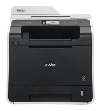 Brother MFC L8600CDW Review Rating PCMag