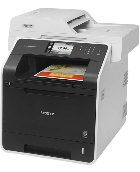 Brother MFC L8850CDW Review ComputerShopper