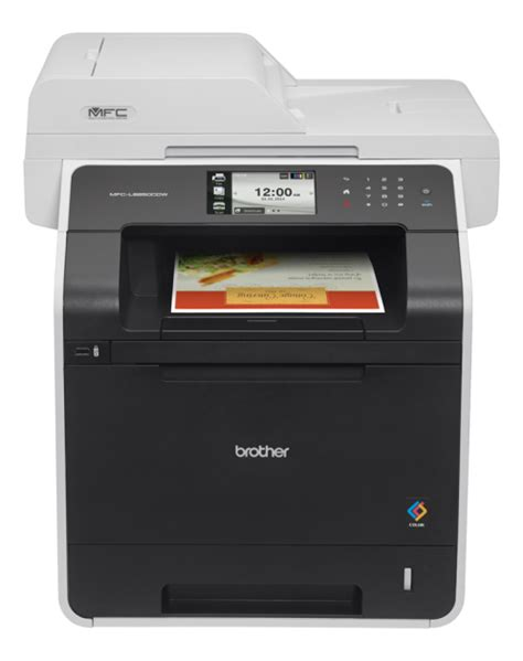 Brother MFC L8850CDW Review Rating PCMag