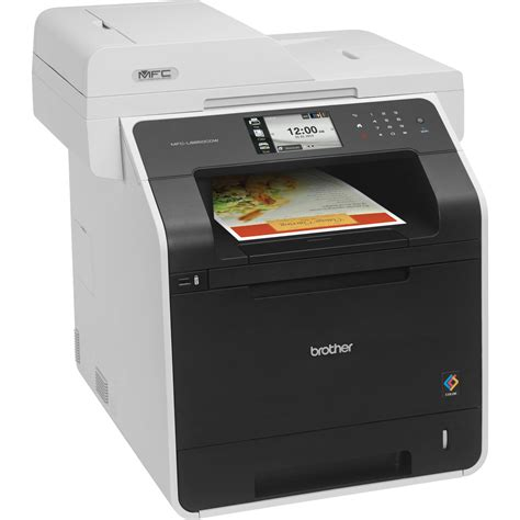 Brother MFC L8850CDW Wireless Color Laser All in One w