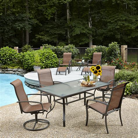 Brown Dining Sets Collections Kmart