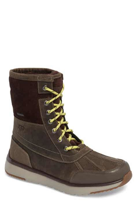 Brown Mens Boots Nordstrom
