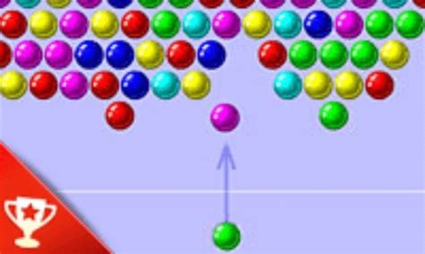 Bubble Shooter Free online games at Agame