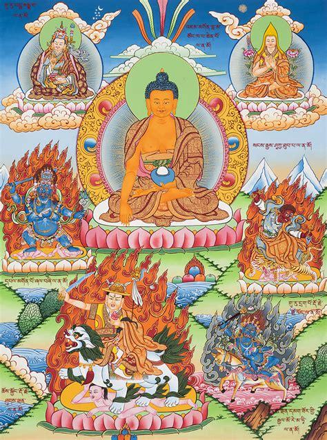 Buddha s Life Story Beautifully Painted Tsem Rinpoche