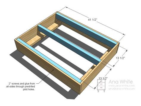 Build a Factory Cart Coffee Table HGTV