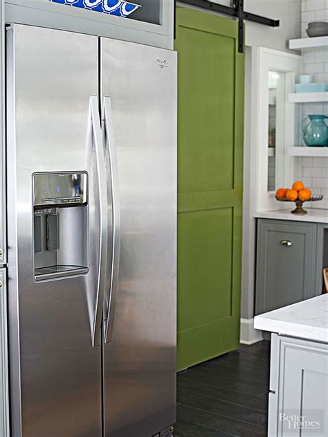 Built In Refrigerator Better Homes and Gardens BHG