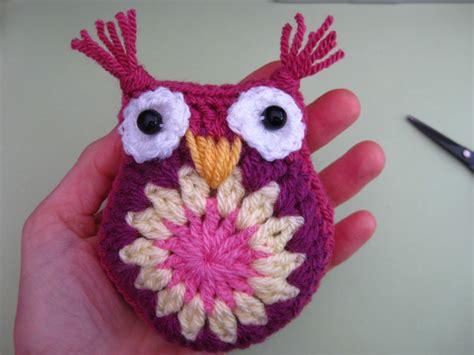 Bunny Mummy Easy Crochet Owl Tutorial