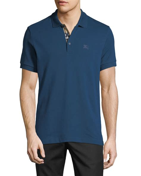 Burberry Men s Shirts Tees Polos at Neiman Marcus