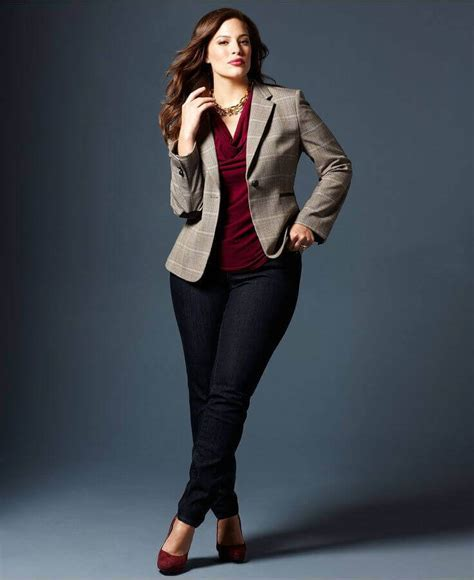 Business Clothes for Plus Size Women