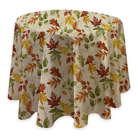 Buy 70 Inch Round Tablecloth from Bed Bath Beyond