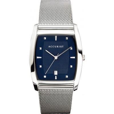 Buy Accurist Men s Stainless Steel Bracelet Watch at Argos
