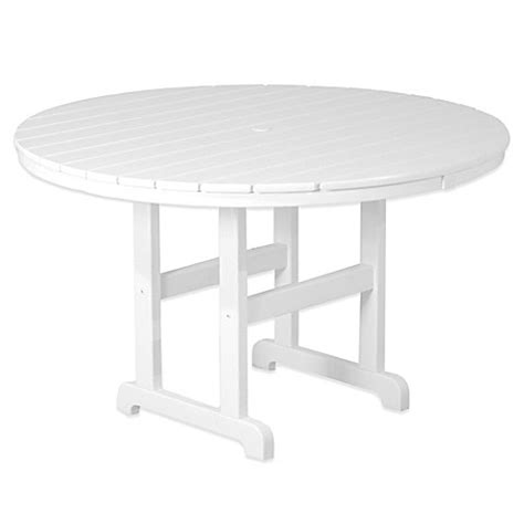 Buy Black Round Dining Table from Bed Bath Beyond
