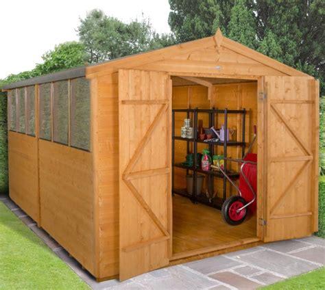 Buy Garden Sheds Online UK Wyevale Garden Centres