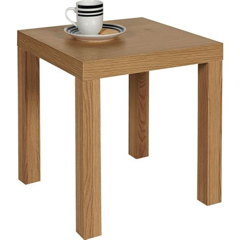 Buy HOME End Table Oak Effect at Argos Your