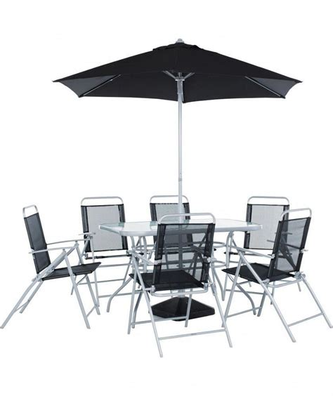 Buy HOME Pacific 6 Seater Patio Furniture Set at Argos co