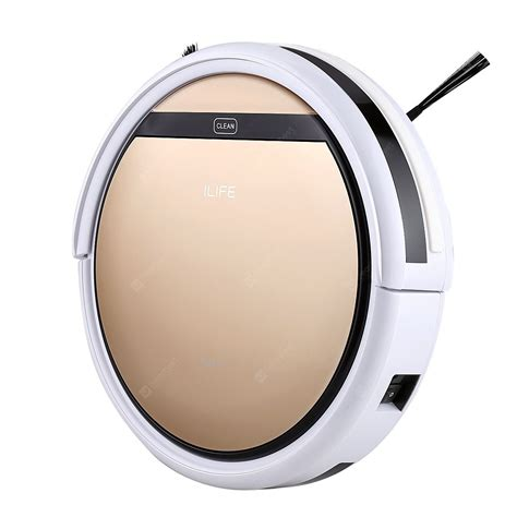 Buy ILIFE V5S Robotic Vacuum Cleaner On Gearbest