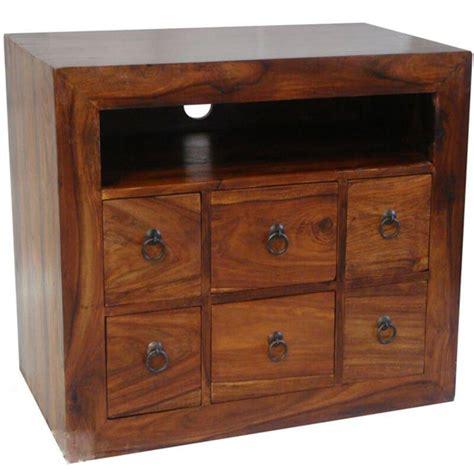 Buy Jaipur Furniture Ltd Ganga Sheesham 6 Drawer Coffee