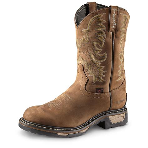 Buy Men s Boots Cheap Work Boot Shoes Cowboy Boots at