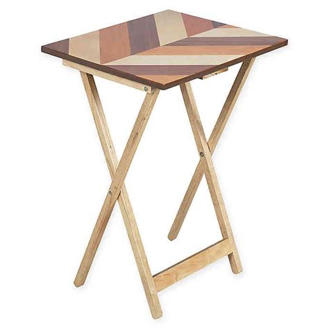 Buy Tray Table Set from Bed Bath Beyond