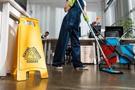 Buzz Building Maintenance inc Janitorial Service