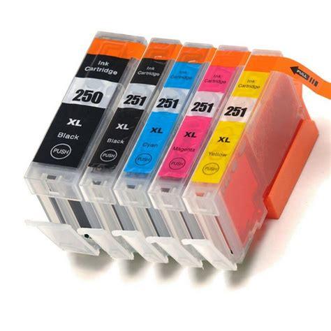 CANON PRINTERS Office Supplies Printer Ink Toner