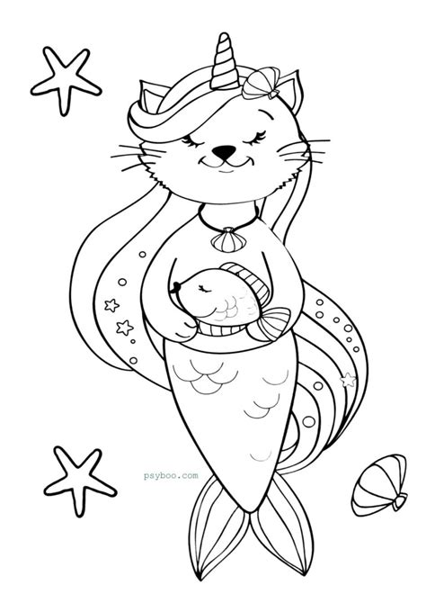 CAT COLORING Pages Free Download Printable