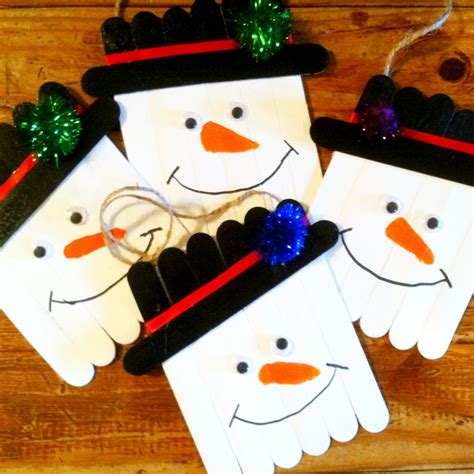 CHRISTMAS CRAFTS FOR KIDS Ideas for Arts Crafts