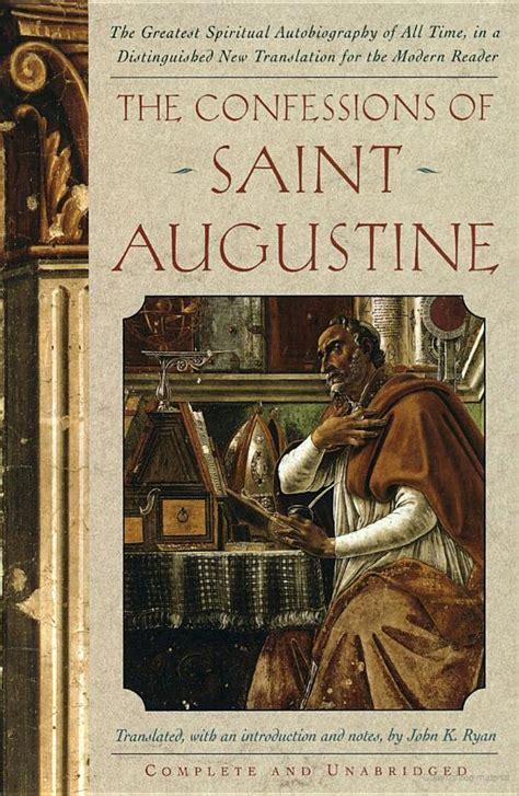 CHURCH FATHERS Confessions Book VI St Augustine