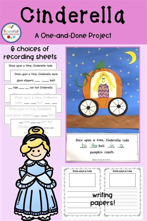CINDERELLA Traditional Tales teaching resources Story sack
