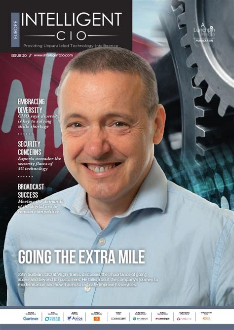 CIO Magazine Issue Archive CIO
