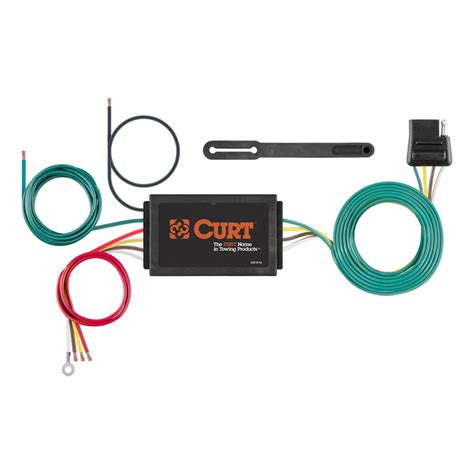 CURT Powered 3 to 2 Wire Taillight Converter 56146