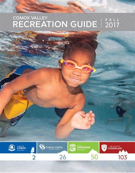CVRD Fall 2017 Recreation Guide by CVRD issuu