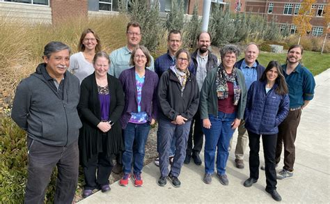 CWU Geological Sciences Faculty and Staff