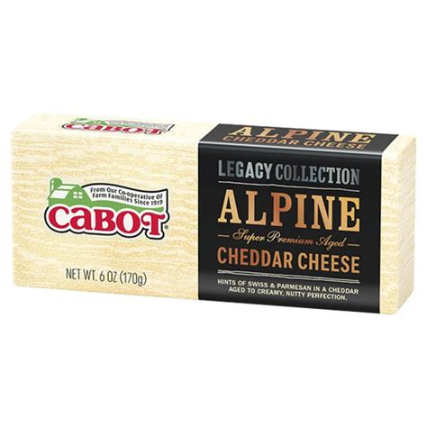Cabot Creamery Cheddar Cheese Other Dairy Products