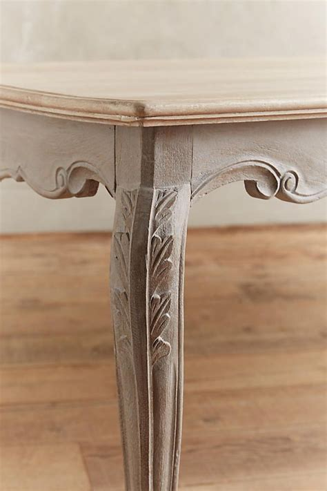 Cabriole Dining Table Anthropologie