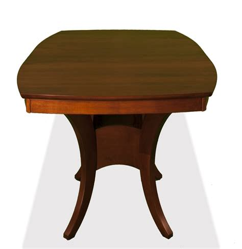 Cabriole Dining Table Saloom Furniture Company