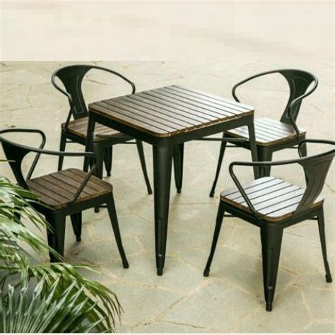 Cafe Outdoor Bar Hotel Restaurant Furniture Tables