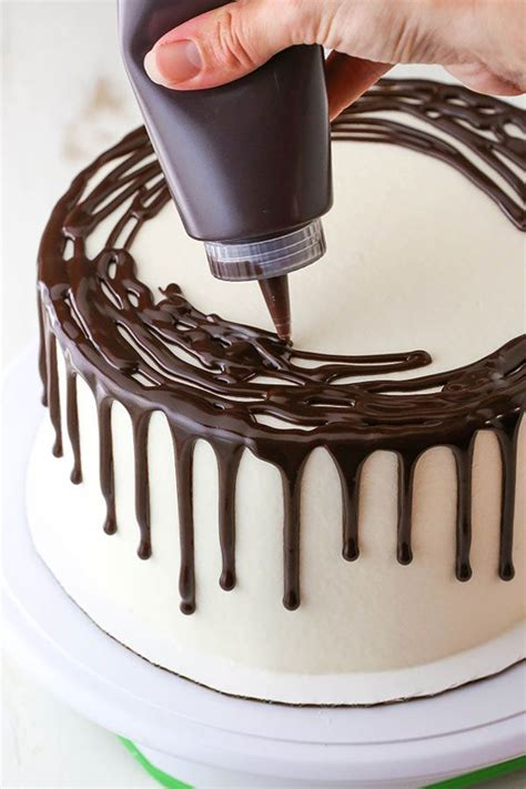 Cake Decorating with Chocolate How To Cooking Tips