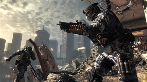 Call of Duty Ghosts 2 Rumors Features Release Date