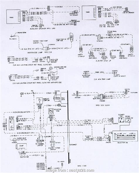 70 chevelle headlight wiring diagram images camaro wiring diagrams electrical information
