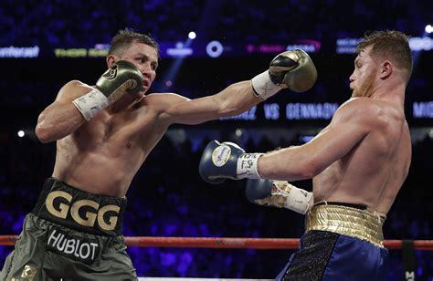 Canelo Alvarez Gennady Golovkin fight to draw both call