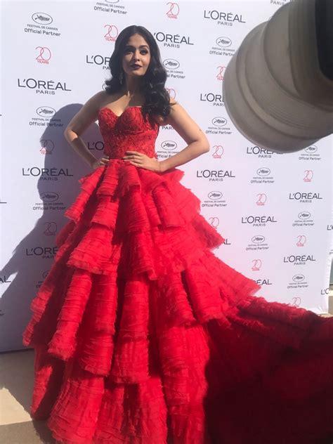 Cannes 2017 Aishwarya Rai Bachchan sparkles in her latest
