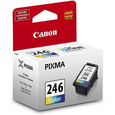 Canon CL 246 Tri Color Inkjet Printer Walmart
