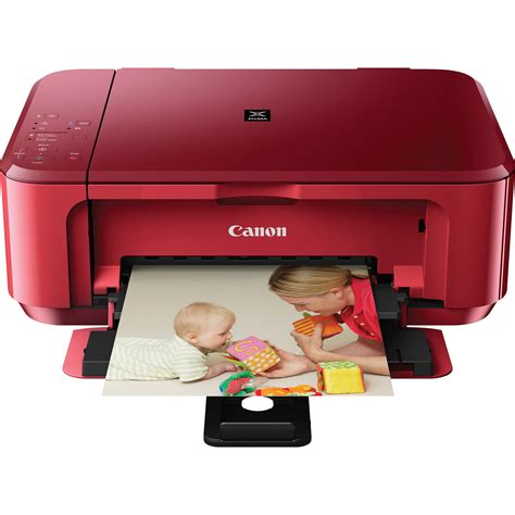 Canon PIXMA MG3520 Wireless All in One Inkjet Printer