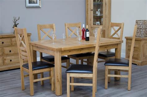 Canterbury Oak Dining Room Furniture Free Delivery