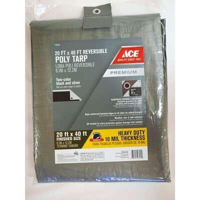 Canvas Heavy Duty Poly Tarps at Ace Hardware