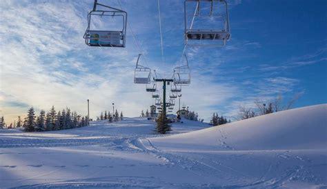 Canyon Ski Resort in Red Deer Alberta s Largest Non