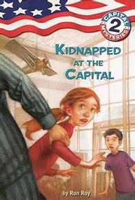 Capital Mysteries Series Ron Roy Children s Book Author