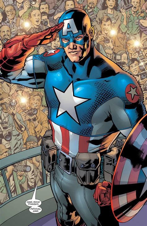 Captain America Comics Marvel